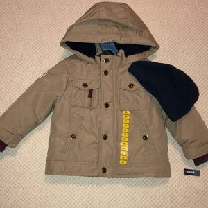 NWT toddler coat
